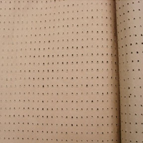 Triangle Perforated Paper